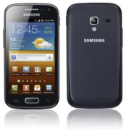 SAMSUNG Smartphone Galaxy Ace 2 noir (Via Buyster) avec ODR (50€)