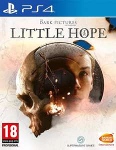 The Dark Pictures Anthology: Little Hope sur PS4 ou Xbox One
