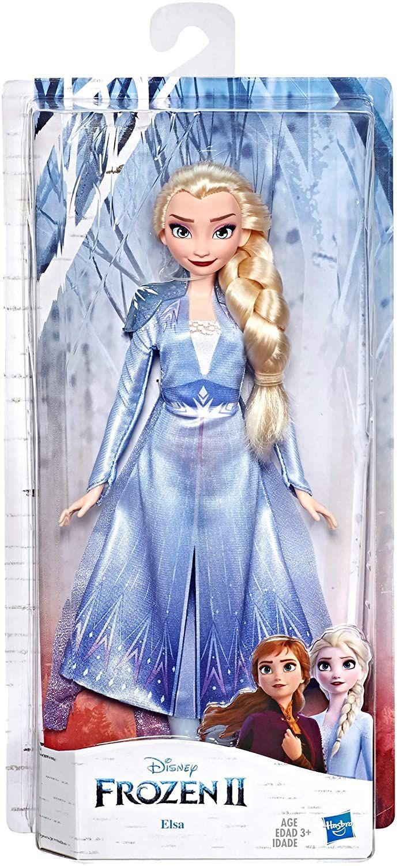 Poupée Disney La reine des neiges 2