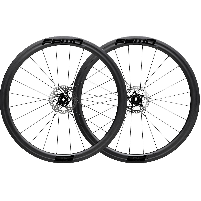 Paire de roues carbone FFWD Tyro FCC (bike24.com)