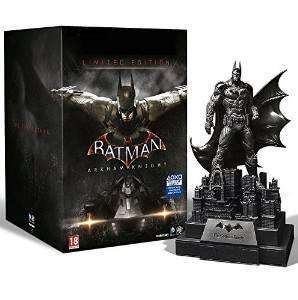 Batman Arkham Knight Edition Collector sur PS4