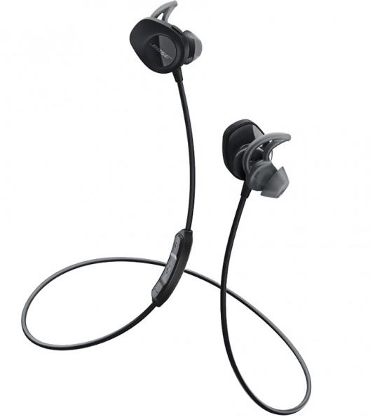 Écouteurs intra-auriculaires sans-fil Bose SoundSport Wireless noir