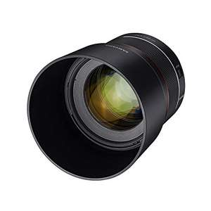 Objectif photo Samyang 85mm f/1.4 AF monture Canon RF