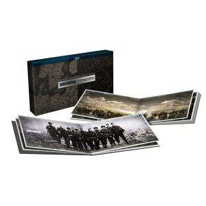 Coffret Blu-Ray Band Of Brothers et The Pacific