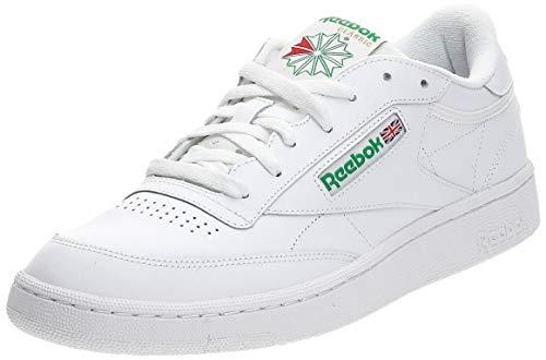 Paire de Sneakers Basses Reebok Homme - Blanches, Taille 40.5 à 42