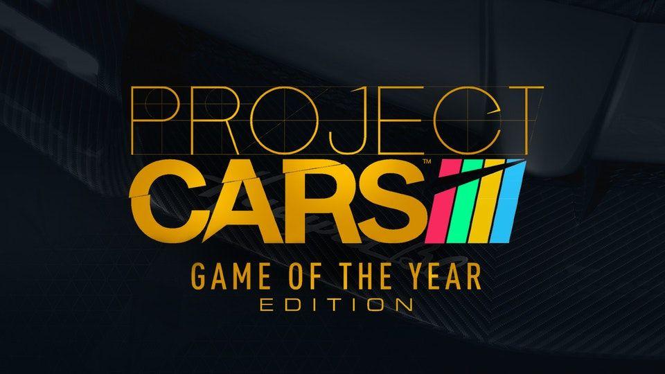 Project CARS - Game Of The Year Edition sur PC (Dématérialisé)