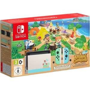 Console Nintendo Switch: Edition Animal Crossing - Sées (61)