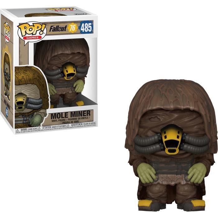 Figurine Funko Pop!Fallout 76 - Mole Miner