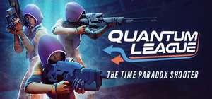 Quantum League gratuit en regardant 1h de live twitch QLC sur PC (Dématérialisé)