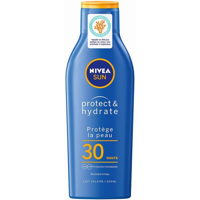 Lait solaire Nivea Sun SPF 30