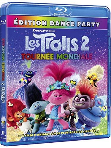 Blu-ray : Les Trolls 2 - Tournée Mondiale (en pré-commande)