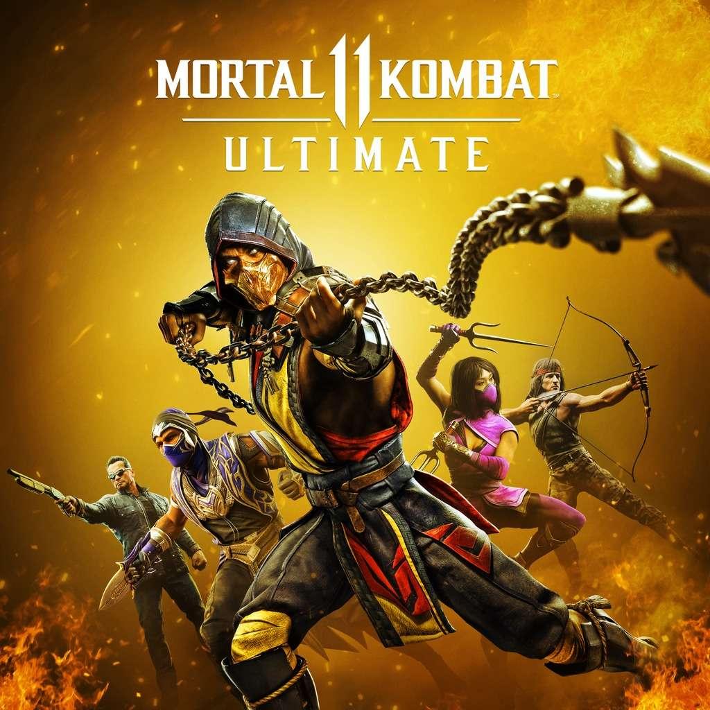 [Gold] Mortal Kombat 11 Ultimate sur Xbox One, Series (Dématérialisé)