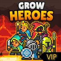 Grow Heroes (RPG) gratuit sur Android