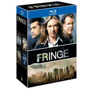 Blu-Ray Coffret Fringe - Saisons 1 à 4