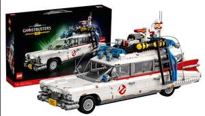 LEGO 10274 Ghostbusters Ecto-1 Voiture SOS Fantômes (toys-for-fun.com)