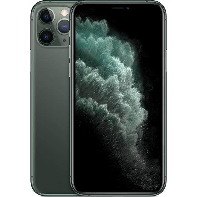 """Smartphone 5.8"""" Apple iPhone 11 Pro - 256 Go, Vert"""