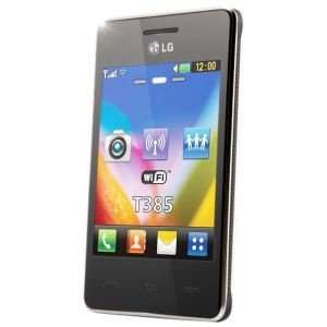 Téléphone LG T385 Rose avec mobicarte