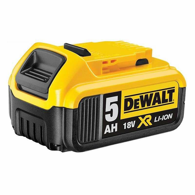 Batterie Dewalt XR Li-ion DCB184 - 18V, 5Ah