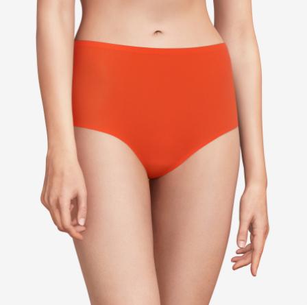 Culotte haute Darjeeling SoftStretch - Orange