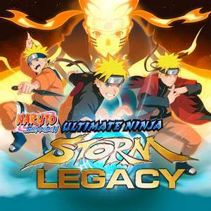 Naruto Shippuden Ultimate Ninja Storm Legacy sur Xbox One, Series (Dématérialisé)
