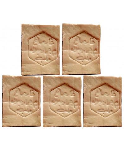 Lot de 5 Savon d'Alep Tradition Suprême (vrac)