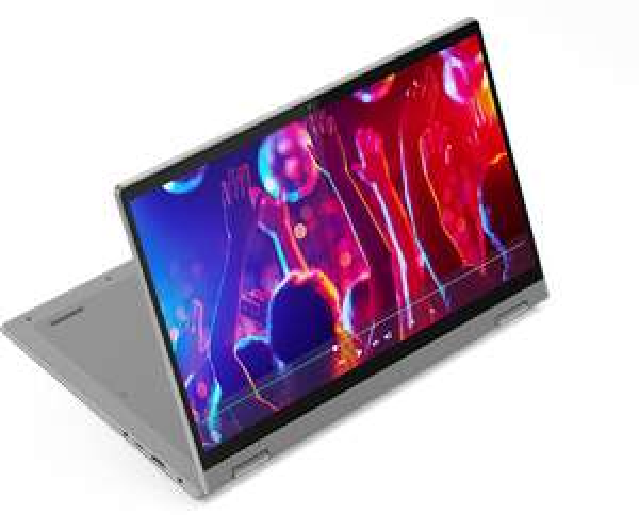 "PC Portable 14"" Lenovo IdeaPad Flex 5i - Pentium Gold 7505, 4 Go RAM, SSD NVMe 128 Go, Full HD, Windows 10"
