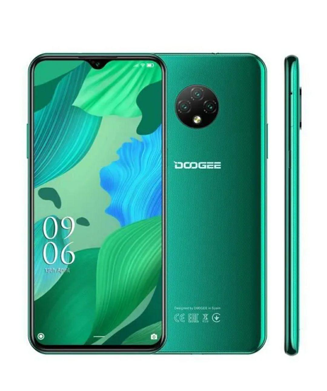 """Smartphone 6.52"""" Doogee X95 - HD+, MT6737, 2 Go de RAM, 16 Go, Android 10 (Vendeur tiers)"""