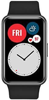 Bracelet connecté Huawei Watch Fit - noir