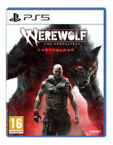 Werewolf: The Apocalypse - Earthblood sur PS5 (Frontaliers Belgique)