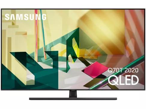 """TV 75"""" Samsung QE75Q70T 4K UHD + Barre de son HW-Q60T (via ODR de 600€)"""