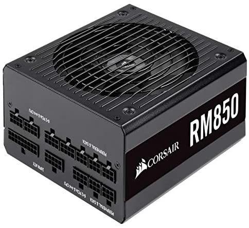 Alimentation PC modulaire Corsair Rm850 - 850 watts 80+ gold