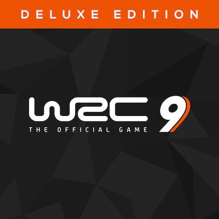 Jeu WRC 9 Deluxe Edition FIA World Rally Championship sur PS4 & PS5 (Dématérialisé, via console)