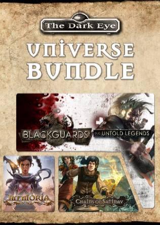 The Dark Eye Universe Bundle sur PC (Dématérialisées)