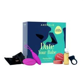 Coffret cadeaux pour couple Amorelie Date Your Babe