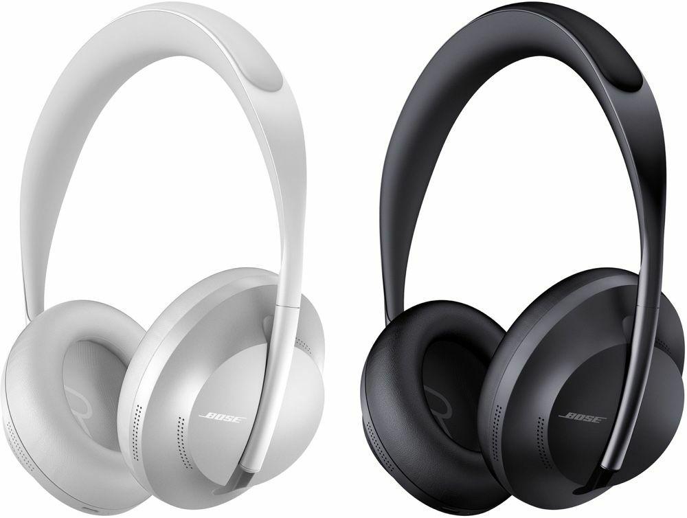Casque Bluetooth à Réduction de Bruit Bose Headphones 700 - Noir