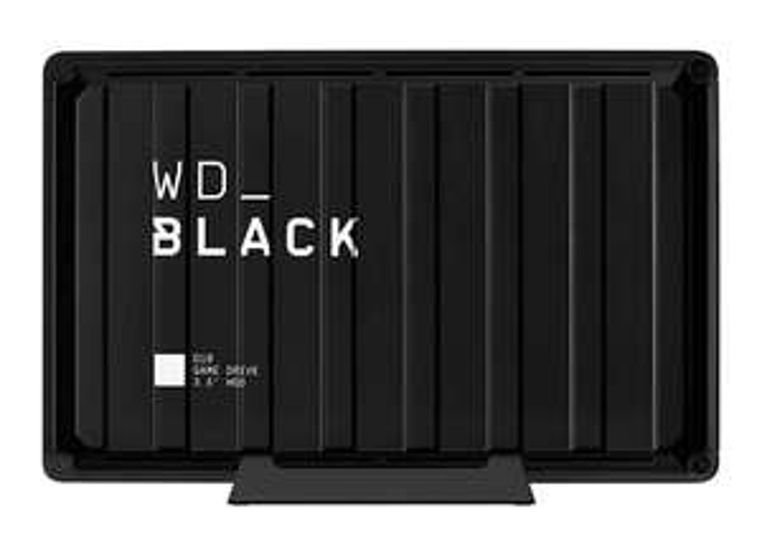 "Disque dur externe 3.5"" Western Digital WD_Black D10 - 8 To"