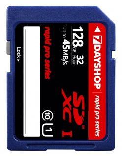 Carte mémoire SDXC 7dayshop Rapid-Pro UHS-I - 128 Go