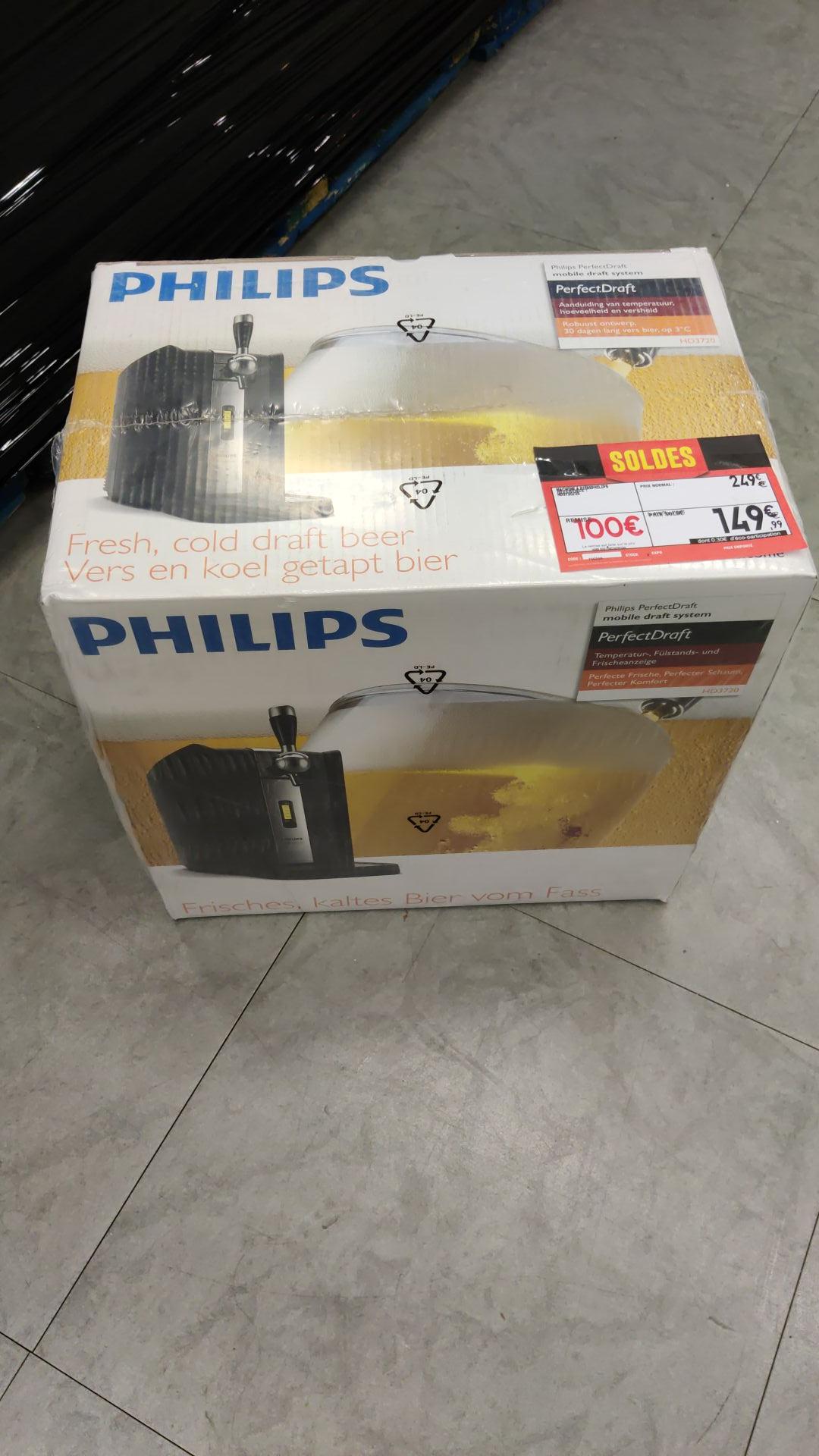 Tireuse à bière Philips PerfectDraft HD3720 - Villeneuve Saint Georges (94)