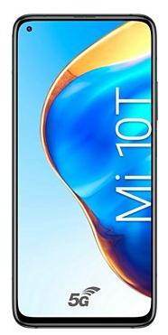 "Smartphone 6.67"" Xiaomi Mi 10T 5G - 6 Go RAM, 128 Go, Noir ou Gris"