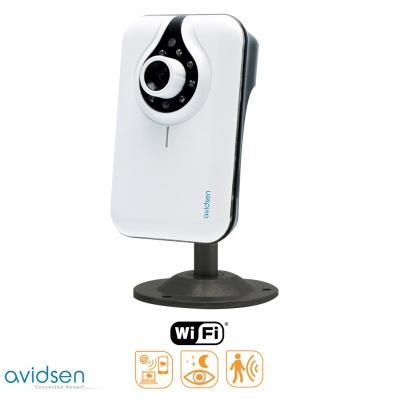 Caméra IP d'intérieur Avidsen Plug and Play