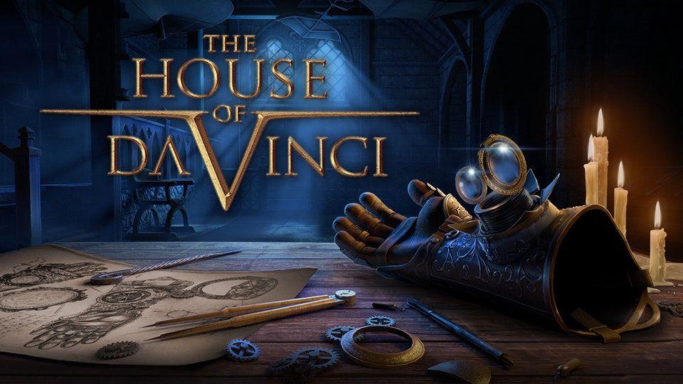Jeu The House of Da Vinci sur PC (Dématérialisé - Steam)