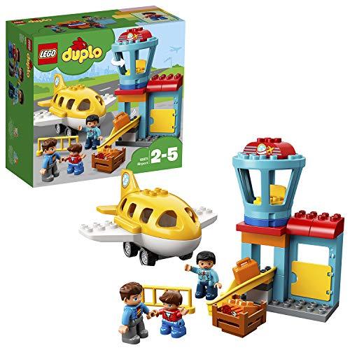 Jeu de Construction Lego Duplo - L'aéroport (10871)