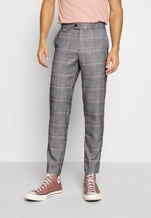 Pantalon Obey Clothing Newton Dress - Gris