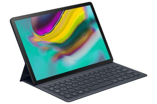 "Tablette tactile 10.5"" Samsung Galaxy Tab S5e - WQHD+, SnapDragon 670, 6 Go de RAM, 128 Go + Book Cover Keyboard"