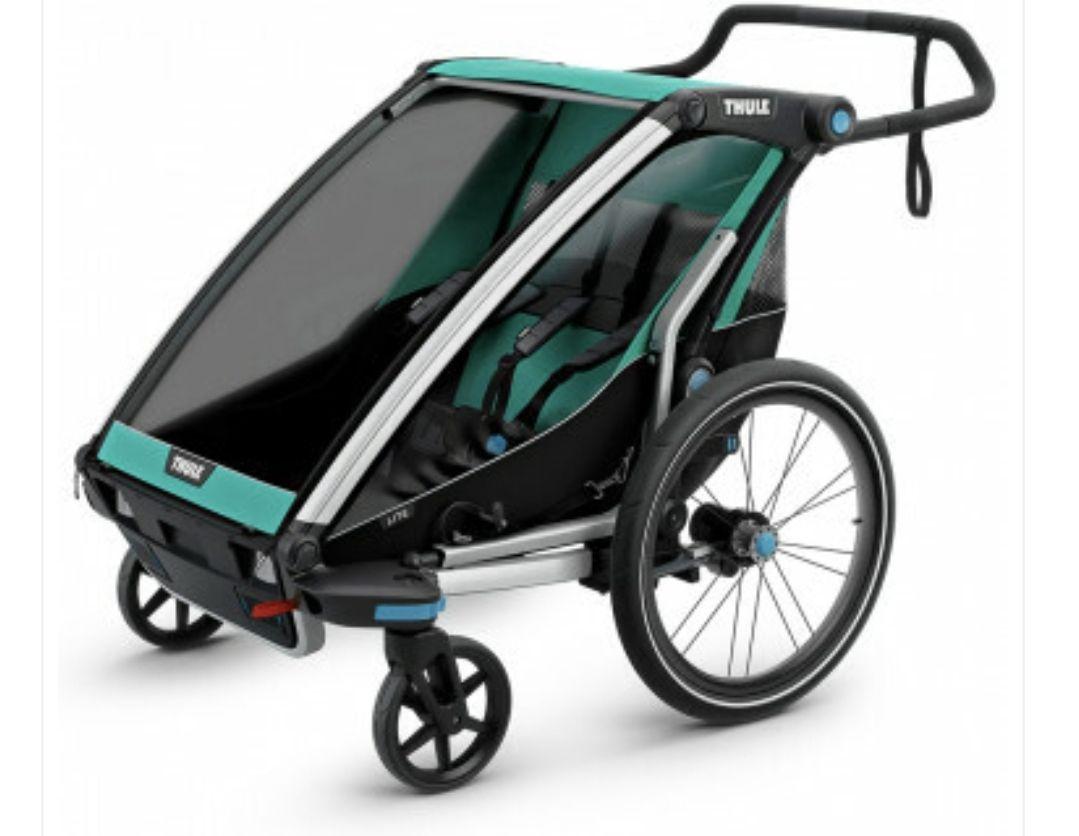 Remorque à vélo Thule Chariot Lite 2