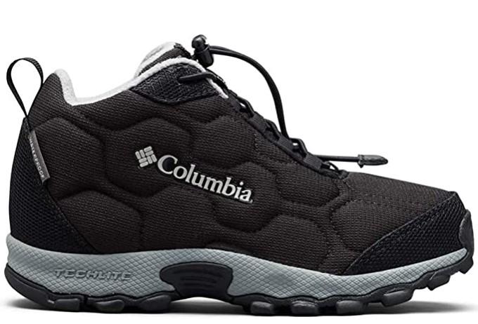 Chaussures de randonnée imperméable Columbia Firecamp Mid 2 Mixte Enfant - Taille 29