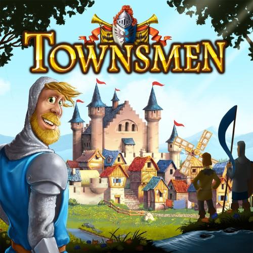 Townsmen A Kingdom Rebuilt sur Nintendo Switch (Dématérialisé)