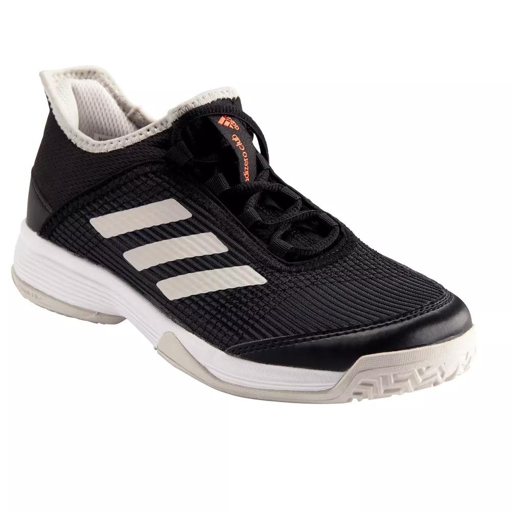 Paire de chaussures de tennis adidas Adizero Club - Noir, Taille 37, 38, 39