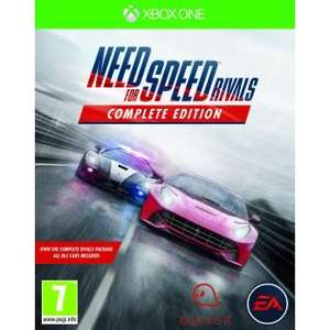 Need for speed Rivals Game Of The Year Edition sur Xbox One (Vendeur Tiers)