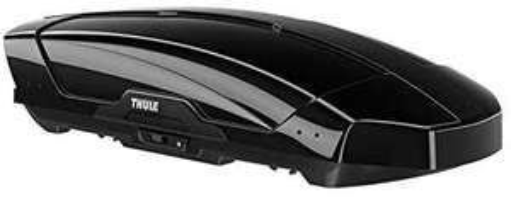 Coffre de toit rigide Thule Motion XT M (400L)